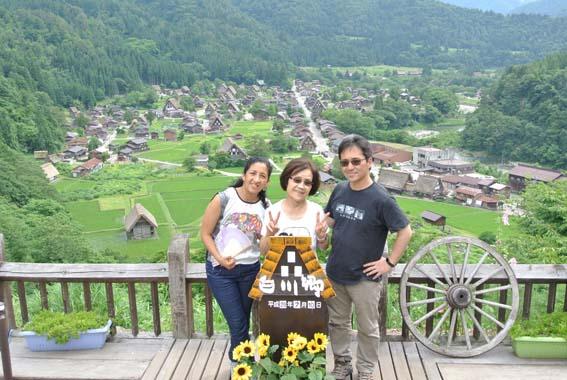 Japan_Shirakawa-go world heritage, Gifu_20170710 (4)
